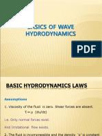 Basic Hydrodynamics notes