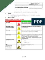 Oxyacetylene Welding Safety32348