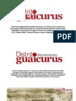 Apresenta Do Distrito Gastronomico Guaicurus