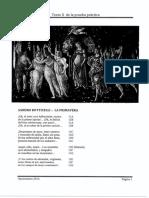 Supuesto Práctico de La Oposición de Profesores de Secundaria Especialidad Lengua Castellana y Literatura