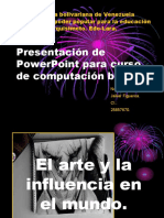 Presentación de Powerpoint Para Curso de Computación Básica [Autoguardado]