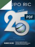 Revista Grupo RIC 25 anos