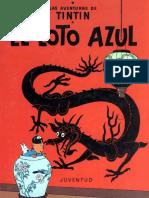 Tintin - El Loto Azul