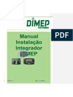 Manual IntegradorDimep R15