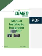 Manual IntegradorDimep R15