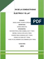 Informe 02 - Quimica Analitica
