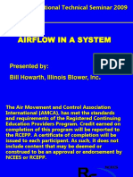 01 Ppt Airflow in a System BH