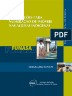 Orientacoes Numeracao Imoveis Aldeias Indigenas