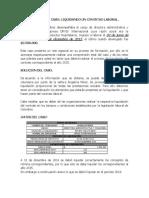 CASO DE ESTUDIO LIQUIDACION