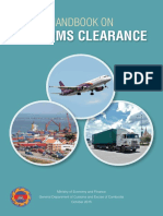 Handbook on Customs Clearance en Final