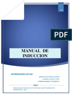 Manual de Induccion LAP