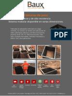 Catálogo Camaras de Paso Baux