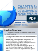The Teaching Profession - Chapter 3=Lesson 2