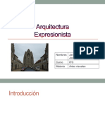 Arquitectura expresionista