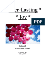 Everlasting Joy Print
