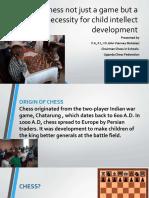 Chess Presentantion