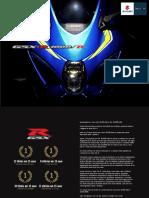Catálogo GSX R1000