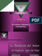Diapositivas III Año, Tema No. 1
