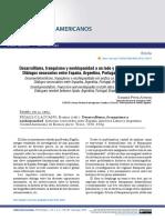 ÁLVAREZ. Desarrollismo, Franquismo y Neohispanidad a Un Lado y Otro Del Atlantico (Resenha)