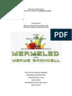Normas HACCP para mermelada de grosella.