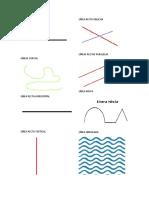 Tipos de Lineas