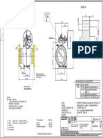 Valvula de Bola Gf-rf Nps30 Cl600_ag_gear