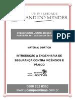 ENGENHARIA DE INCÊNDIO