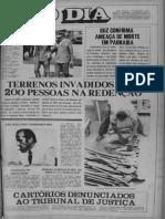Litoral Projeto Turistico 1974