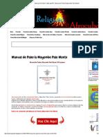 Manual de Palería 1322 Pg PDF_ Manual de Palería Mayombe Palo Monte