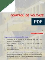 Control de Voltaje y Frecuencia