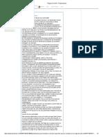 Regla de OCHA - Publicaciones
