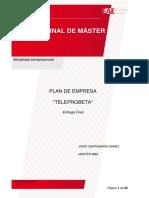 TFM Plan de Empresa Teleprobeta_Jordi Santamaria(1)