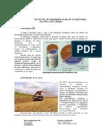 Exploração Sustentável Do Áquifero Guarani Na Indústria Álcool Açucareira