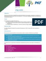 Ias 23 Borrowing Costs Summary