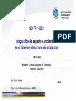 ISO 14062 DISEÑO AMBIENTAL PRESENTACION.pdf
