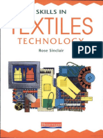 Skills in Textiles Technology