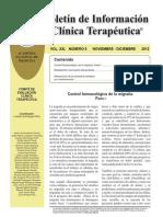 Control farmacológico de la migraña. Parte I.pdf