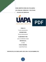 Tarea III de Derecho Administrativo.docx