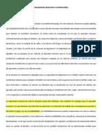 Naturaleza y Objetivos de La Ergonomia Objetivos y Definiciones