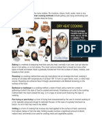 Dry heat cooking.docx