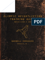 Barbell Shrugged Flight Manual v2.0