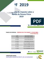 Apresentacao DIRPF_2019