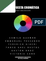 Diseño y Direccion de Arte gama tonal