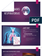 Enfermedades Respiratorias Power Point