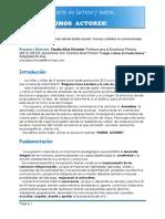 SCHNEIDE - Proyecto de lectura y teatro..pdf