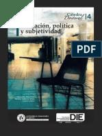 Lenguajes femeninos y subjetivaciones. Apuntes sobre violencia política y narrativa testimonial