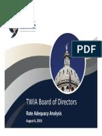 TWIA Board Presentation 2019