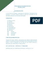 Resumen Derecho Administrativo Septimo