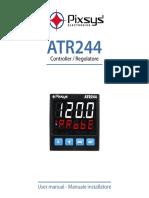 Atr244 Manual Revb