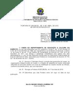 Calendário Anual Relação Guarnições EI OMSE Relacao Assuntos EI Do Processo Seletivo CHQAO 2019
